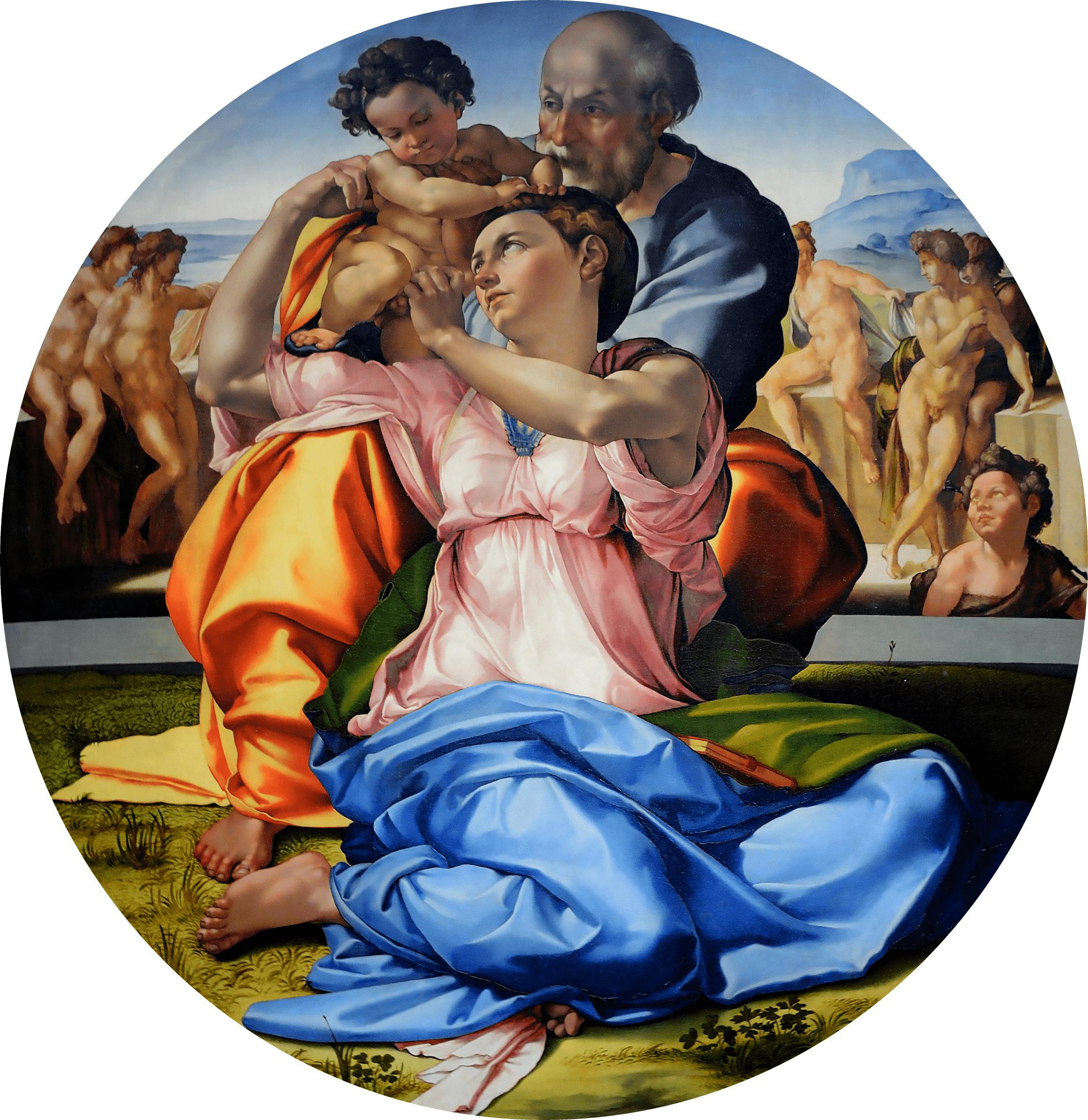 Patung Terakhir Michelangelo Michelangelo Buonarroti